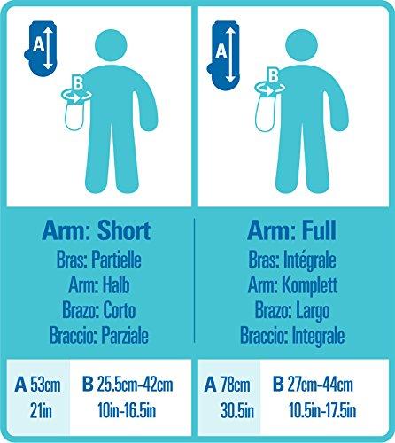 Bloccs Adult Full Arm Waterproof Cast Cover