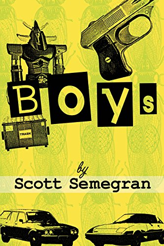 Boys: Stories about Bullies, Jobs, and Other Unpleasant Rights of Passage from Boyhood to Manhood