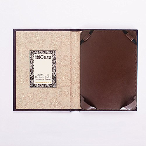 Book Cover Case for All 6'' eReaders inc. Paperwhite (Pride and Prejudice) by KleverCase (Image #3)