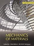 Mechanics Of Materials 7th Edition by John DeWolf, E. Russell, Jr. Johnston, David Mazurek, Ferdinand Beer