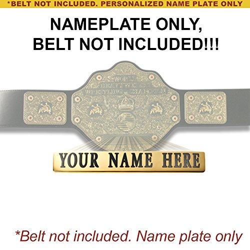 wwe belts adult size - 3