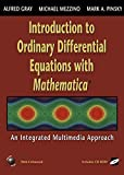 img - for Introduction to Ordinary Differential Equations with Mathematica: An Integrated Multimedia Approach book / textbook / text book