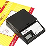 USPS Style 25 Lb x 0.1 OZ Digital Shipping Mailing Postal Scale with Batteries by Weighmax