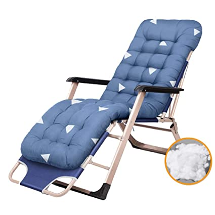 Amazon.com: Lounge chair Garden Patio Adjustable Portable ...