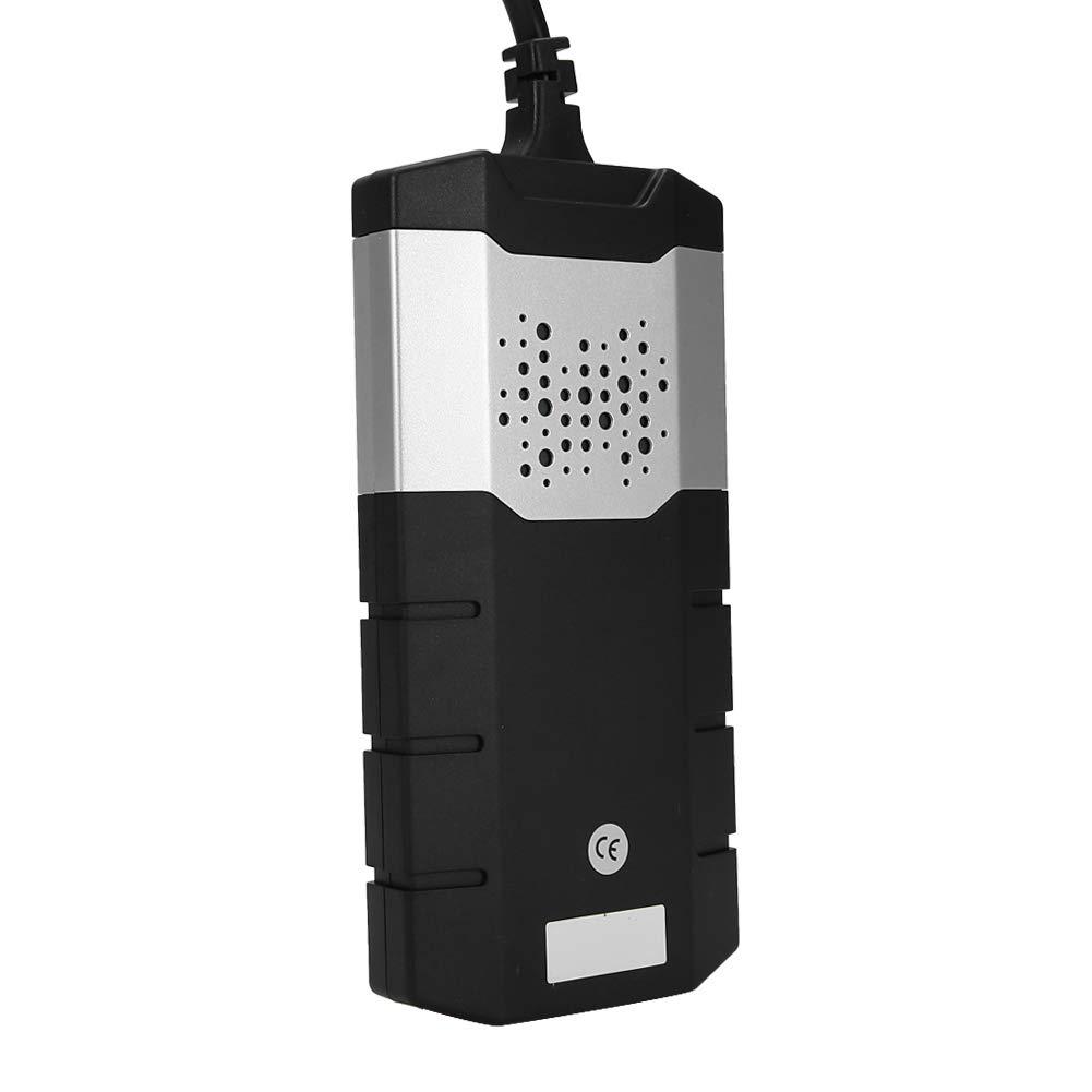 Win10 Support multilingue Win8 EBTOOLS 5W 12-24V Scanner diagnostique de voiture de camion Kit Scanner diagnostique automobile de scanner avec support Bluetooth XP Win7