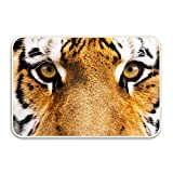 WYIOU Indoor Doormat Leopard's Eye Rustic Entrance Welcome Mat 16X24 Duty Low ProfileFront Door Mat Home Decor