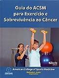 capa de Guia do ACSM Para Exercício e Sobrevivência ao Câncer