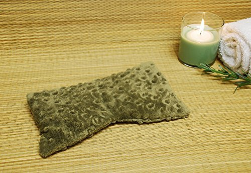 - Heated Luxury Spa Eye Mask - Eucalyptus