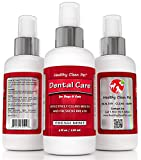 Dog Breath Freshener – All Natural Dental Care Spray & Water Additive