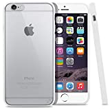 iPhone 6 Plus Case, MagicMobile® Ultra Slim [THIN] Hybrid Clear Armor Case for iPhone 6S Plus [BUMPER] Frame Cover [TPU] Protective Case for Apple iPhone 6 Plus / 6S Plus (5.5 inch) - White