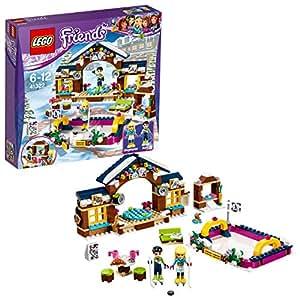 LEGO Friends - Estación de esquí: Pista de Hielo (41322)