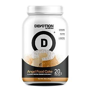 Devotion Nutrition Whey Protein Powder