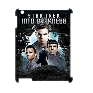 LSQDIY(R) Star Trek Into Darkness iPad2,3,4 Custom 3D Case, High-quality iPad2,3,4 3D Case Star Trek Into Darkness