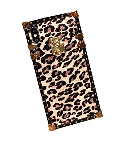 iPhone XR Leopard Print Case,iPhone XR 6.1