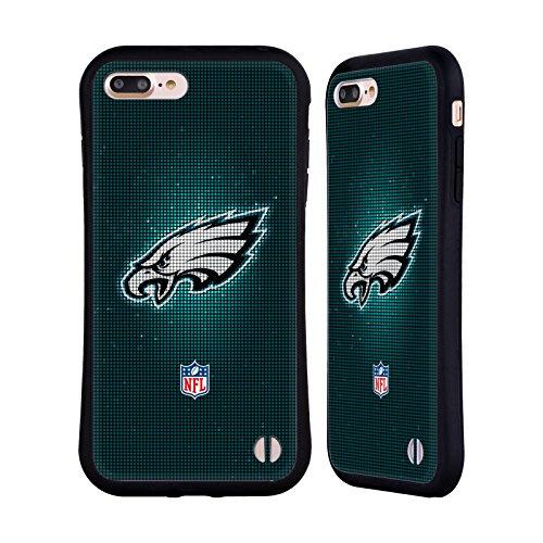 7/18 Philadelphia Eagles Hybrid Case for Apple iPhone 7 Plus / 8 Plus ()
