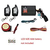 2 Way Anti-theft Motorcycle Alarm Pager System 2 - Best Reviews Guide
