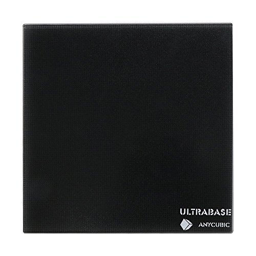 Anycubic Ultra Base Imprimante 3d 220 * 220 mm Verre Plateforme Durable Build Surface pour i3 24 V MK3 Heatbed