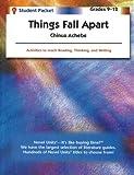 Things Fall Apart Student Packet, Novel Units, Inc., 1561378135