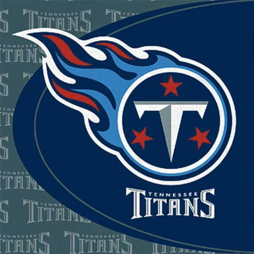 NFL Tennessee Titans Large Napkins (16ct) ()