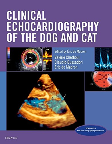 Clinical Echocardiography of the Dog and Cat Pdf