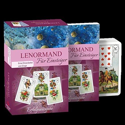 Lenormand Karten: Set mit Buch und Karten: Amazon.es: Erna ...
