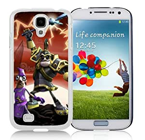 Case For Galaxy S4,Justice Just Got Cooperative White Samsung Galaxy S4 i9500 Case