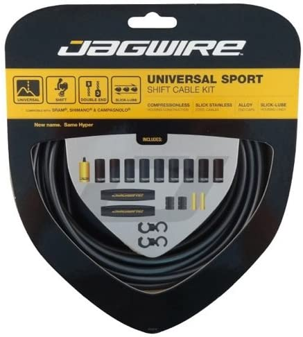 Jagwire Hyper Gear - Cable, Color Gris: Amazon.es: Deportes y aire ...