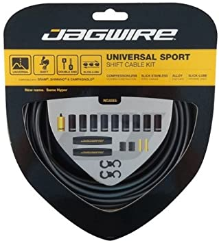 Jagwire Hyper Gear - Cable, Color Gris: Amazon.es: Deportes y aire ...