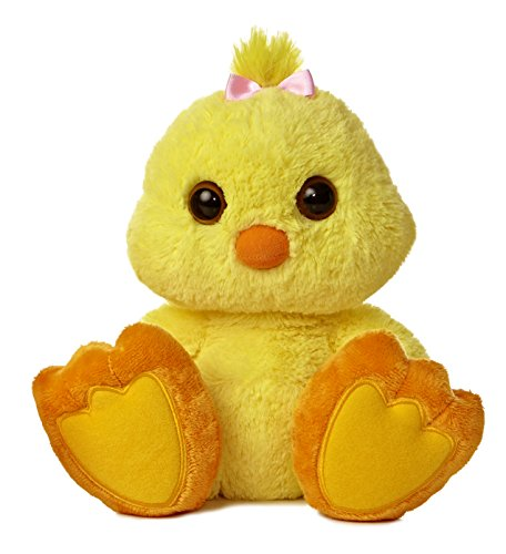 Aurora World Taddle Toes Plush, Flapper, 10