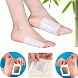 Foot Pad, 50 Foot Pads and 50 Adhesive Sheets for Health and Wellness