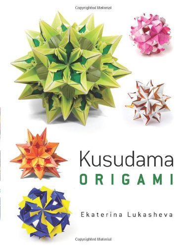Dover Kusudama Origami Book (Dover Books on Papercraft and Origami) (Modular Origami Paper compare prices)