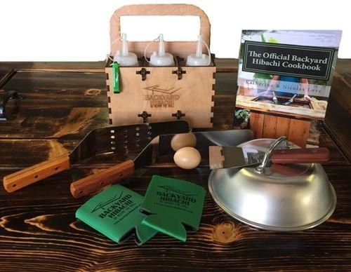 Backyard Hibachi Accessory Bundle Kit by Backyard Hibachi