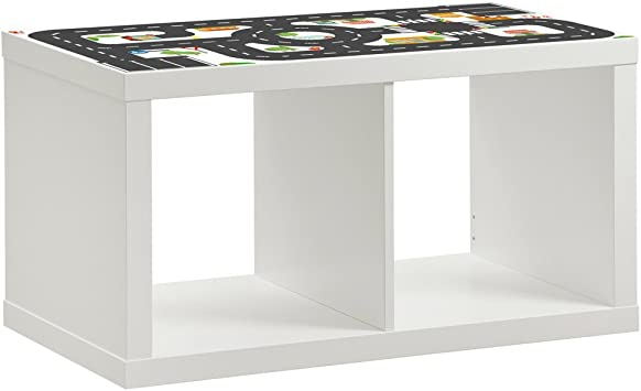 Muebles decorativo para Calles – Apto para Ikea Kallax. 2 ...