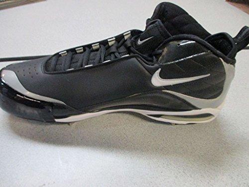 Nike Air Max MVP Baseballschläger aus Metall Schwarzes Silber