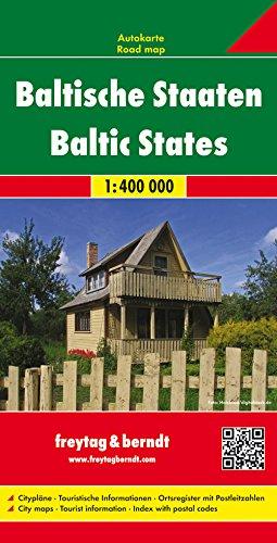 Baltics - Estonia/Latvia/Lithuania (English, German, French, Italian and Spanish Edition)