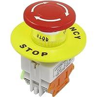 Haljia 10PCS 6/pin Dpdt autobloccante interruttore a pulsante interruttori 8/x 8/mm