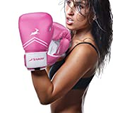 Trideer Pro Grade Boxing Gloves for Women