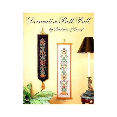 (Decorative Bell Pull - Cross Stitch Pattern )