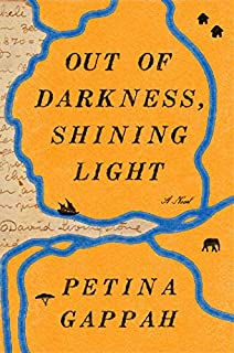 Book Cover: Out of Darkness, Shining Light: A Novel