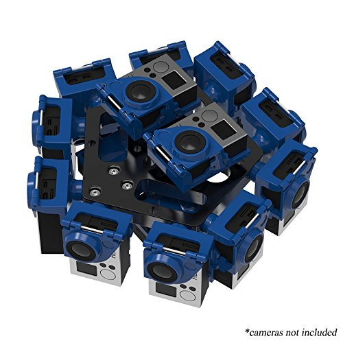 360Heros 3DPro | Stereoscopic 360 Video Filming Holder for GoPro Cameras by 360Heros