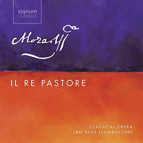 (Mozart: Il Re Pastore, K. 208)