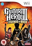 Guitar Hero III: Legends of Rock - Game Only (Wii) by ACTIVISION