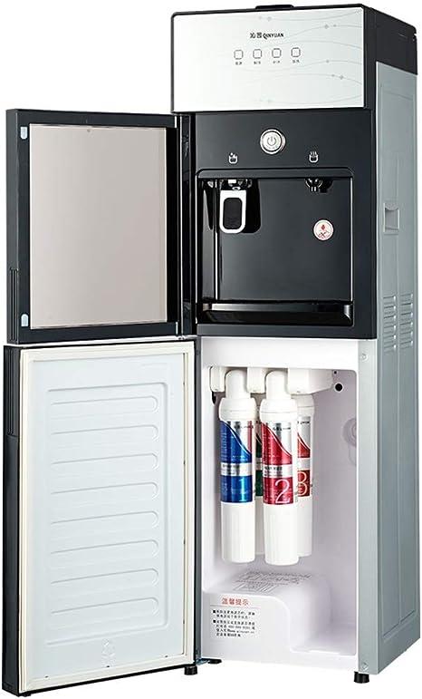 Dispensadores de agua fría y caliente con filtro, dispensador de ...