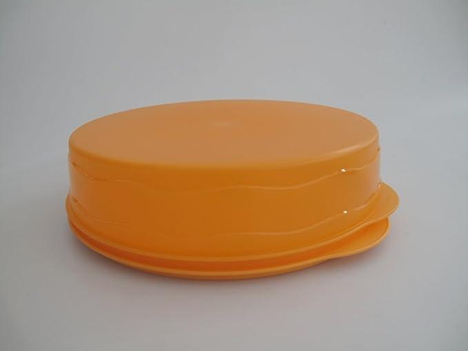 NEU Tupperware Kastenkuchenbehälter J 29 grün oder orange