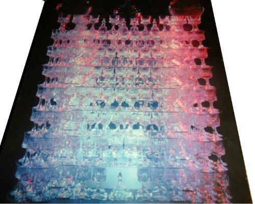 Springbok Puzzle - Crystal Fantasy by Kosta Boda of Sweden - Over 500 Pieces - (Sweden Crystal)
