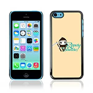 Designer Depo Hard Protection Case for Apple iPhone 5C / Cool Ripper Design