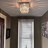 Moooni Hallway Crystal Chandelier 1 - Light