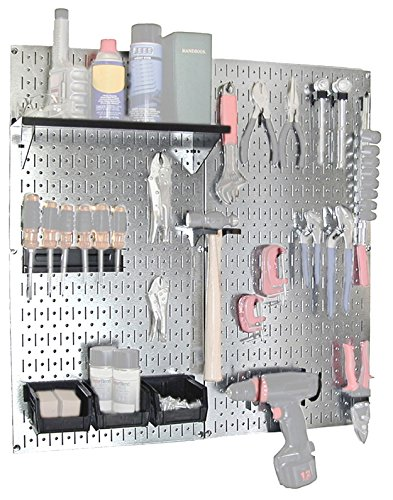 pegboard tool storage