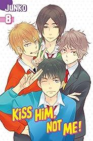 Kiss Him, Not Me Vol. 8 (English Edition)