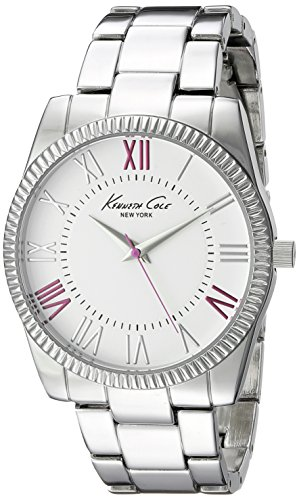 Kenneth Cole New York Women's 10021687 Stainless Steel Bracelet Watch